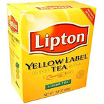 Thés : Lipton Yellow Label Tea